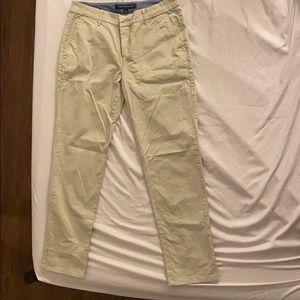 Tommy Hilfiger beige pants